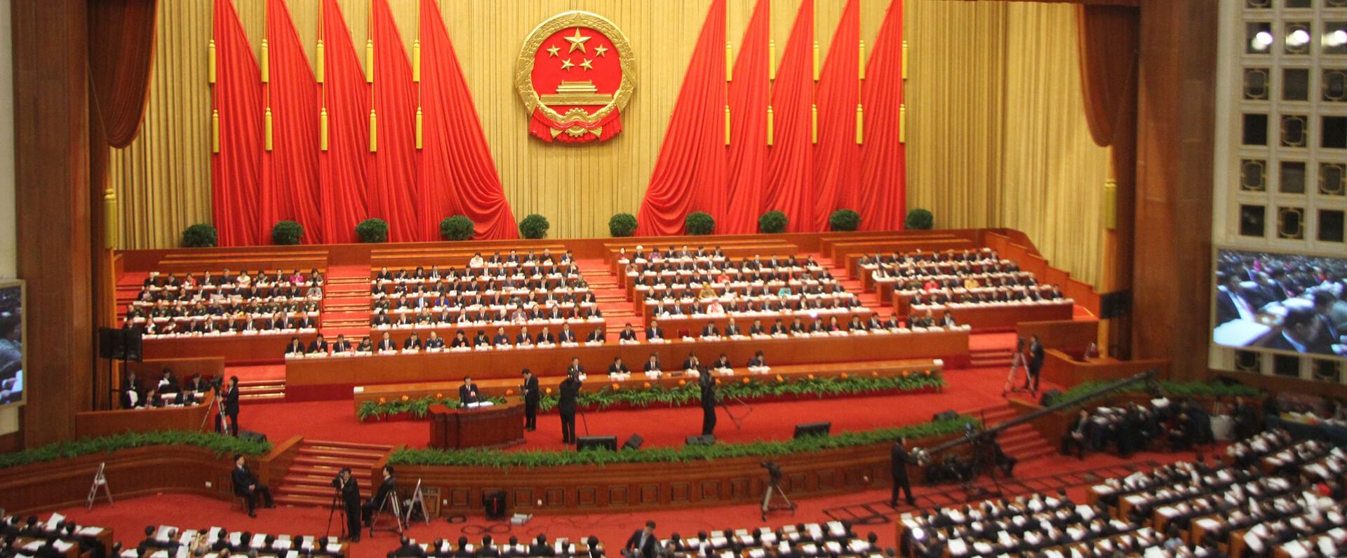 Wer regiert China? Mandarine, Staatsbeamte, Technokraten