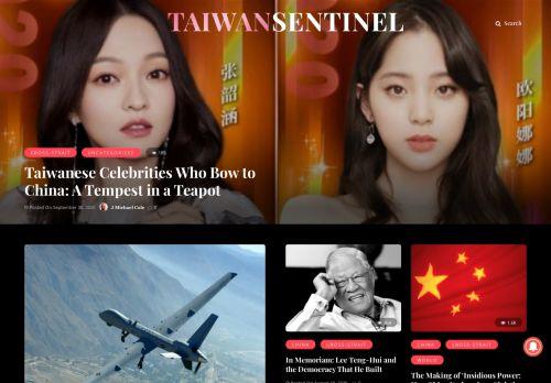 Taiwan Sentinel