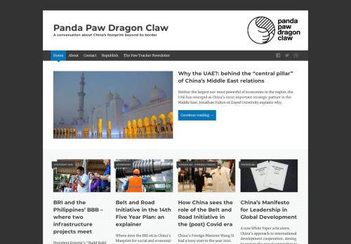 Panda Paw Dragon Claw