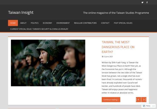 Taiwan Insight