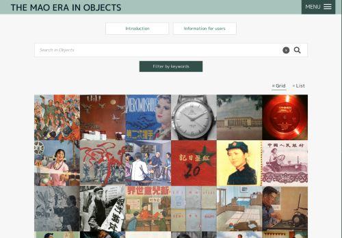 Mao Era in Objects, The