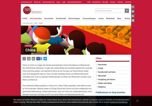 Dossier China