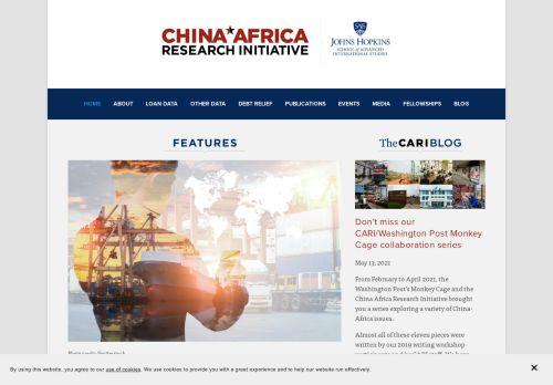 China Africa Research Initiative