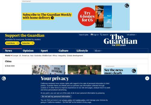 The Guardian - China