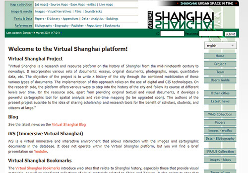 Virtual Shanghai